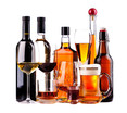 picture of alcoholic beverages