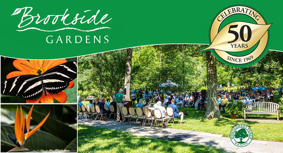 Brookside Gardens Celebrate 50 Years