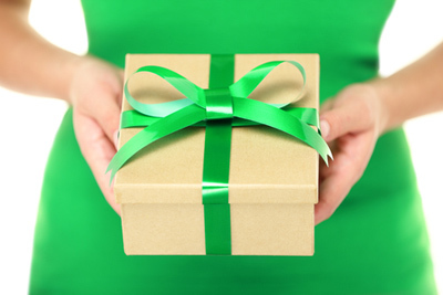 gift green