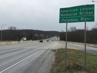 american legion bridge