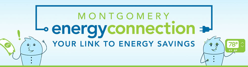Montgomery Energy Connection newsletter banner