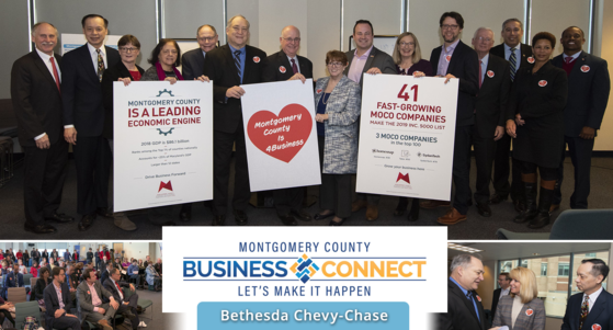 County Executive Elrich, State and County Leaders Say They Are Committed to Building a 21st Century Economy at Launch of Business Connect in Bethesda