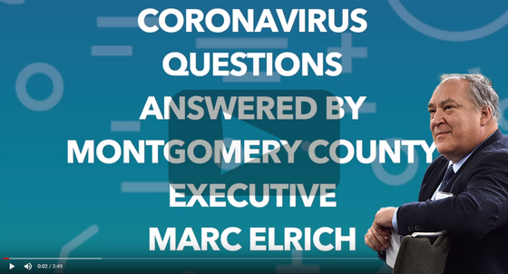 Questions and Answers by County Executive Marc Elirch