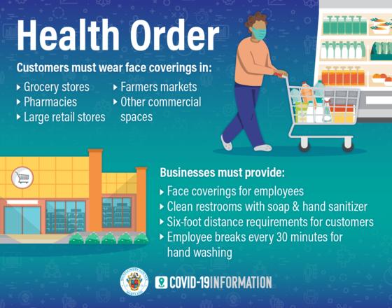 health order