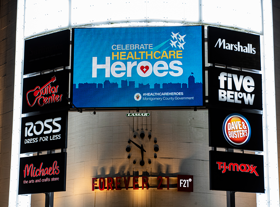 Celebrating Maryland's Healthcare Heroes