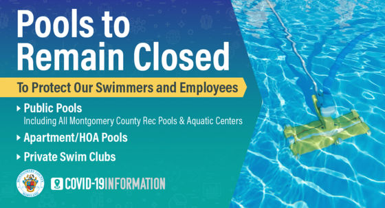 County Pool Closure