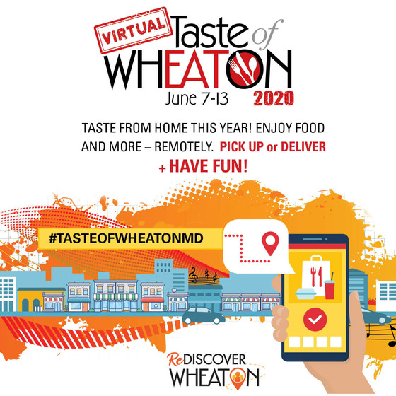 Virtual Taste of Wheaton