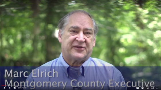 video of Marc Elrich