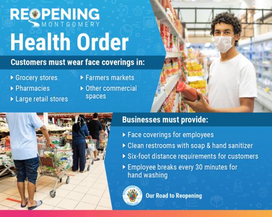 mask health order