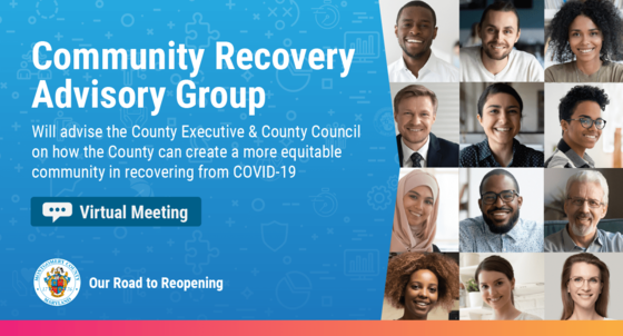 community recovery advisory group