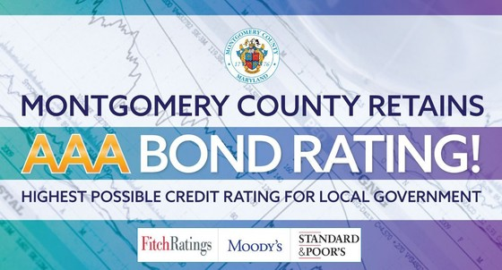 Montgomery County retains AAA bond rating