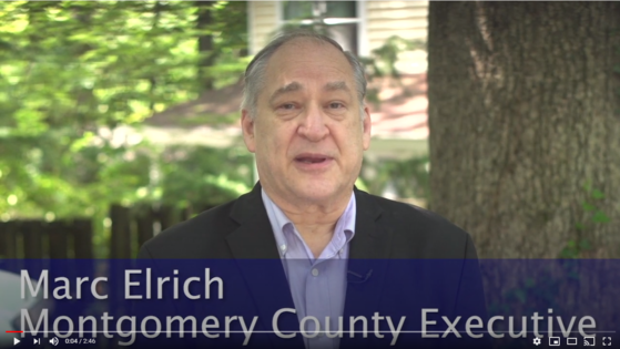 Montgomery County Executive Marc Elrich