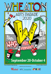 Fourth Annual Wheaton Arts Parade & Festival