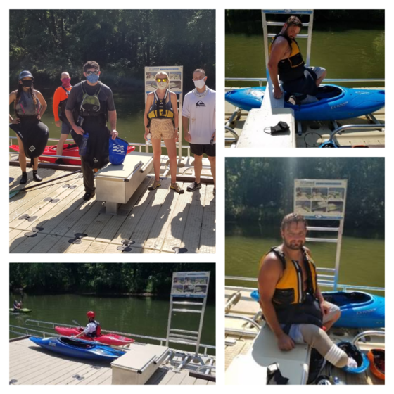 New Floating Launch for Non-Motorized Boats Improves Accessibility and Safety for Users of Seneca Landing Special Park