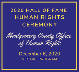2020 hall of fame human rights ceremony