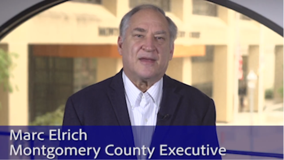 County Executive Marc Elrich