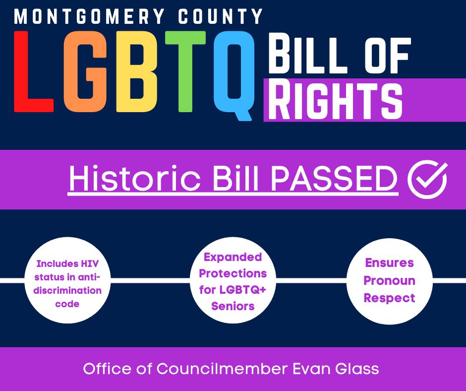 LGBTQ Bill Of Rights