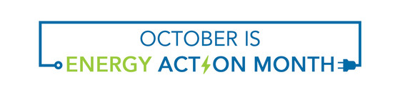 October is energy act on month