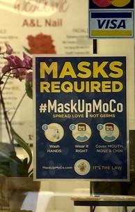 mask up #3