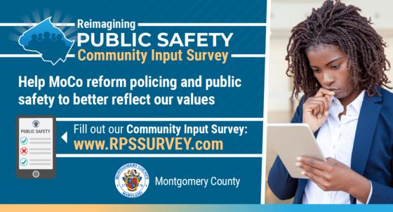 public safety community input survey