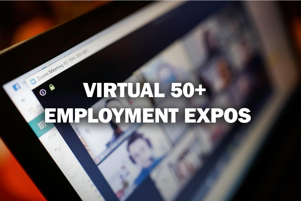 virtual 50+ expo