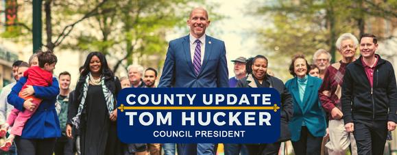 Council President Hucker