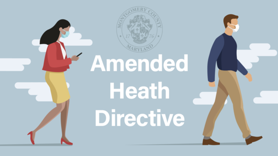 amended health directive