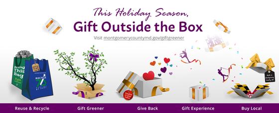 gift outside the box