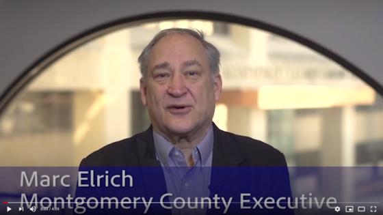 County Executive Marc Elirch