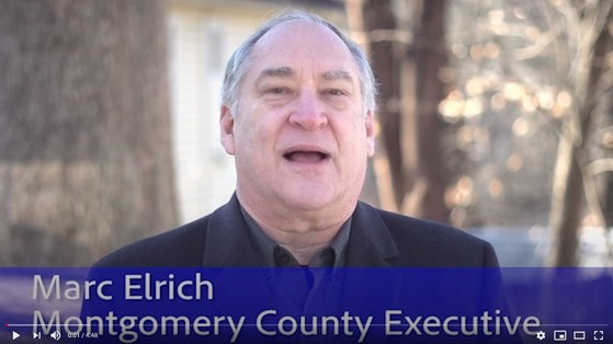 Montgomery County Executive Marc Elirch