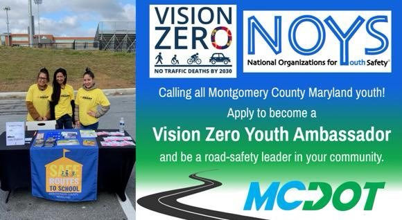 vision zero youth ambassadors
