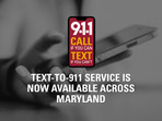 text of 911: call if you can - text if you can't