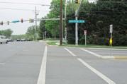 Connecticut Avenue at Jones Bridge Road