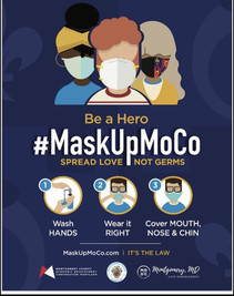 #maskup