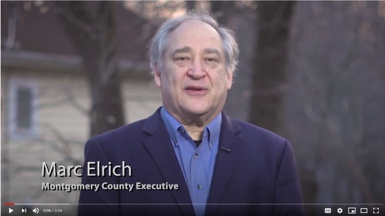 County Executive Marc Elirch