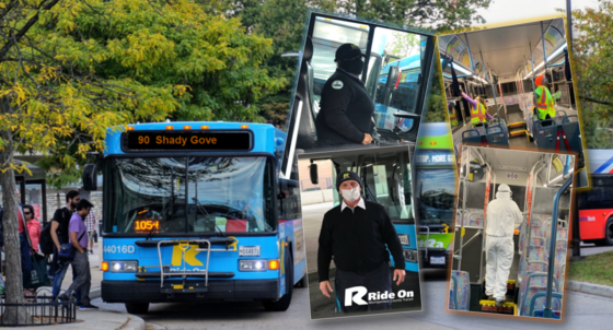 Ride On buses
