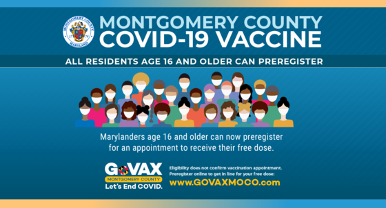 mc covid-19 vaccine all residents age 16 and older can preregister