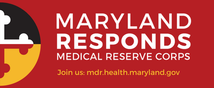 Maryland Responds Medical Reserve Corps.