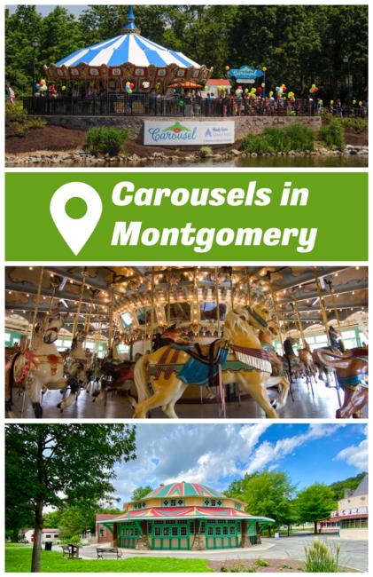 montgomery carousels