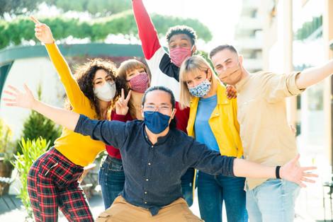 photo of summer school students