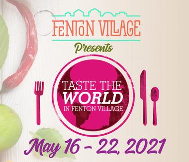 taste of the world in fenton village