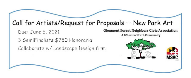 text of call for artists/rfp