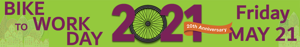bike to work day 2021