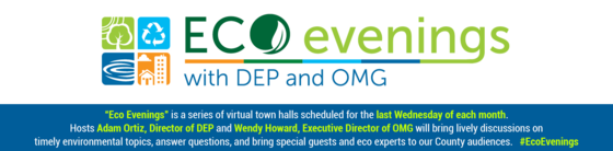 ECO evening with DEP and OMG