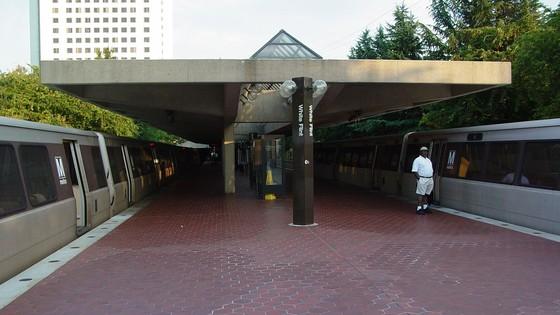 photo of white flint metro