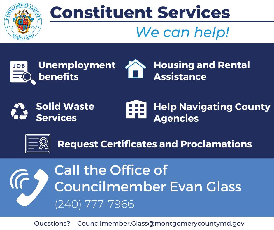 Constituent Services