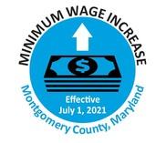 Minimum Wage Increase logo