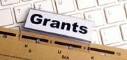 File folder tagged Grants
