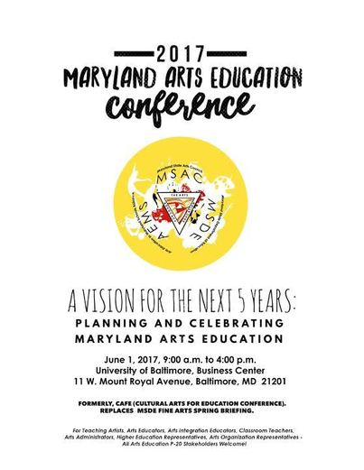 Arts Conference