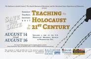 Image flyer for Summer Teachers Institute